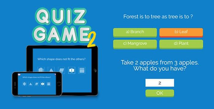 Quiz Game 2 poster