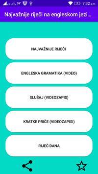 Učite engleski ( learn more than 15000 words ) screenshot 3