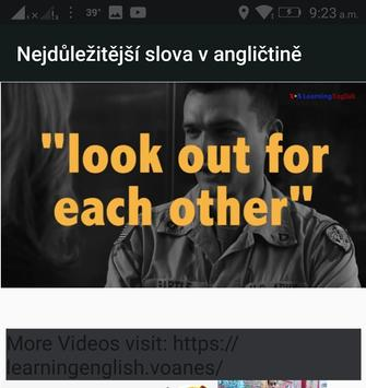 Učte se anglicky ( learn more than 15000 words ) screenshot 5