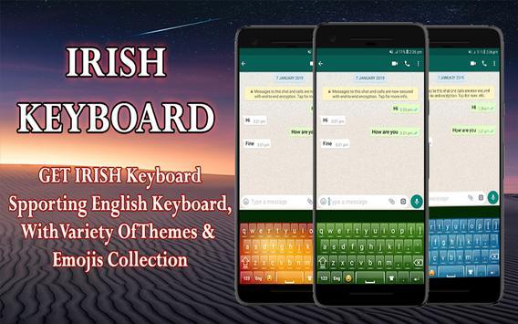 Irish keyboard AJH screenshot 8