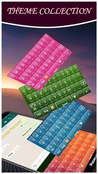 Irish keyboard AJH poster