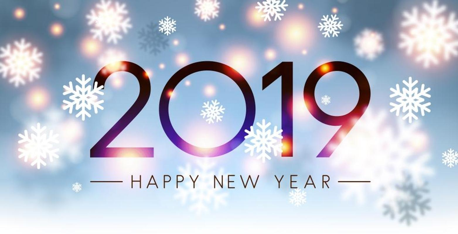 نتيجة بحث الصور عن خلفيات وصور رأس السنة الميلادية 2019