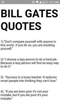 1000+ Billionaires Quotes screenshot 4