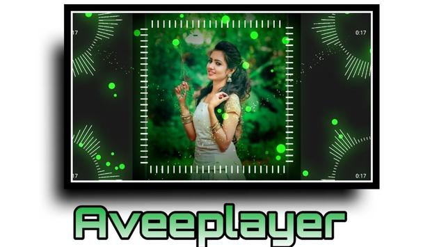 Avee Player templates poster