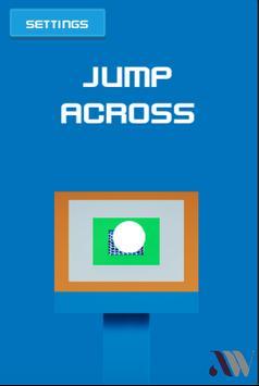 Jump Across poster