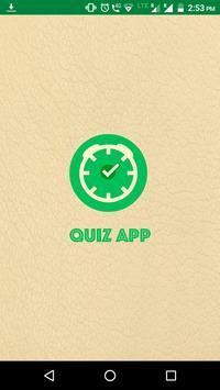 Quiz Game Demo App poster