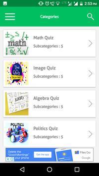 Quiz Game Demo App screenshot 2