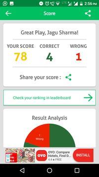 Quiz Game Demo App screenshot 7