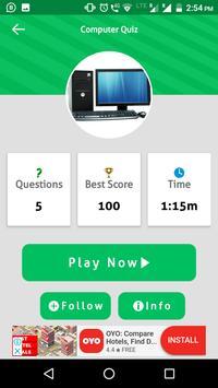 Quiz Game Demo App screenshot 4
