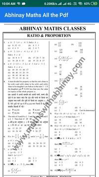 Abhinay Maths All the Pdf screenshot 5