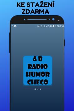 Humor Checo poster
