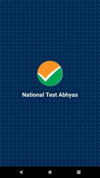 National Test Abhyas poster