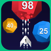 Attack the Block: Shoot'em Up icon