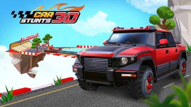 Car Stunts 3D poster