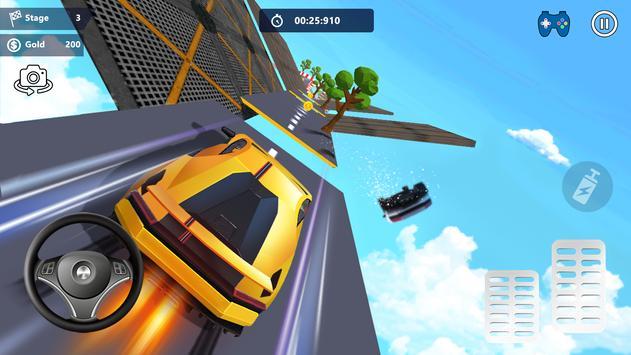 Car Stunts 3D screenshot 1
