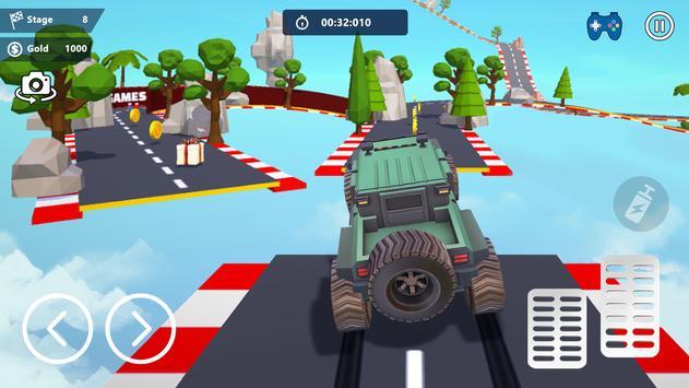 Car Stunts 3D screenshot 2
