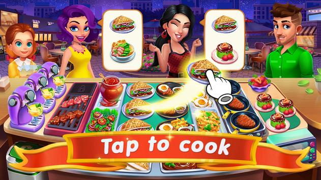 Cooking Sizzle: Master Chef screenshot 1