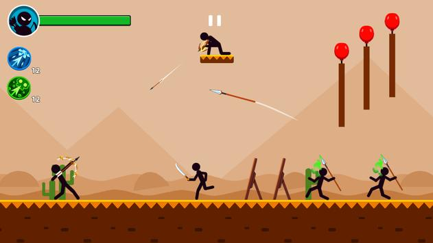 Stickman Archery Master screenshot 1