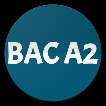 BAC GABON 2020 A2 poster