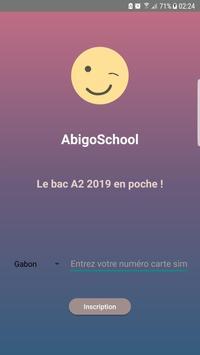 BAC GABON 2020 A2 screenshot 1