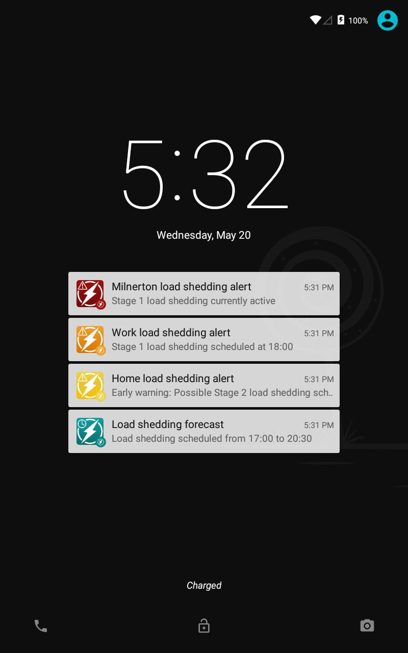 Load Shedding Notifier for Android - APK Download