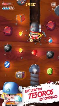 Tiny Miners captura de pantalla 1