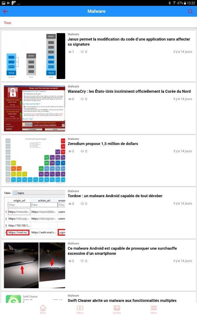 Journal du hack for Android - APK Download