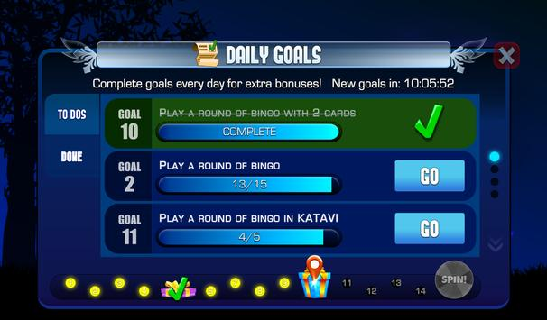 Bingo - Free Bingo Games screenshot 5