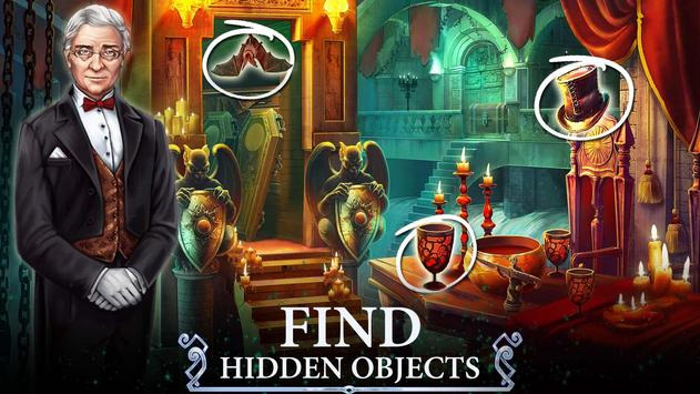 🔎 Hidden Objects: Twilight Town screenshot 1