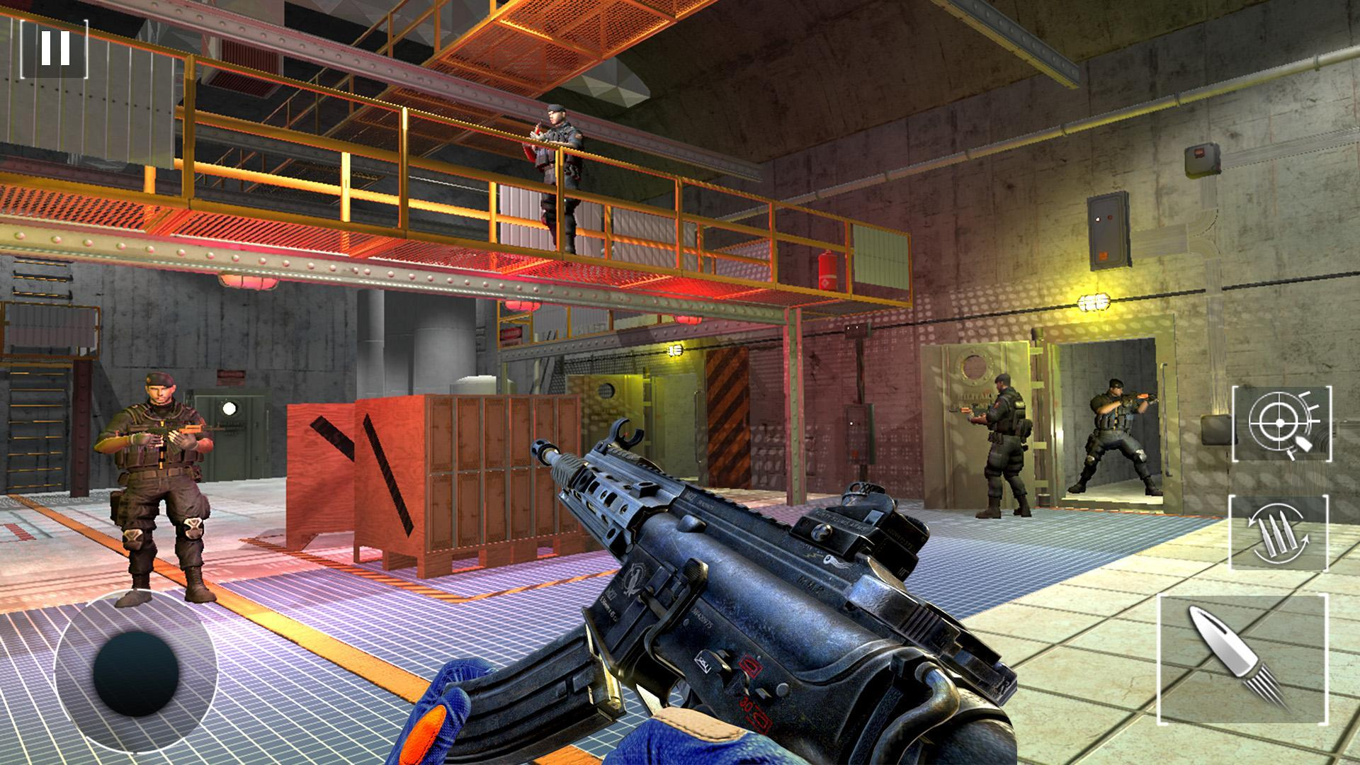 Fps Army Commando Mission: Free Action Games for Android - APK Download