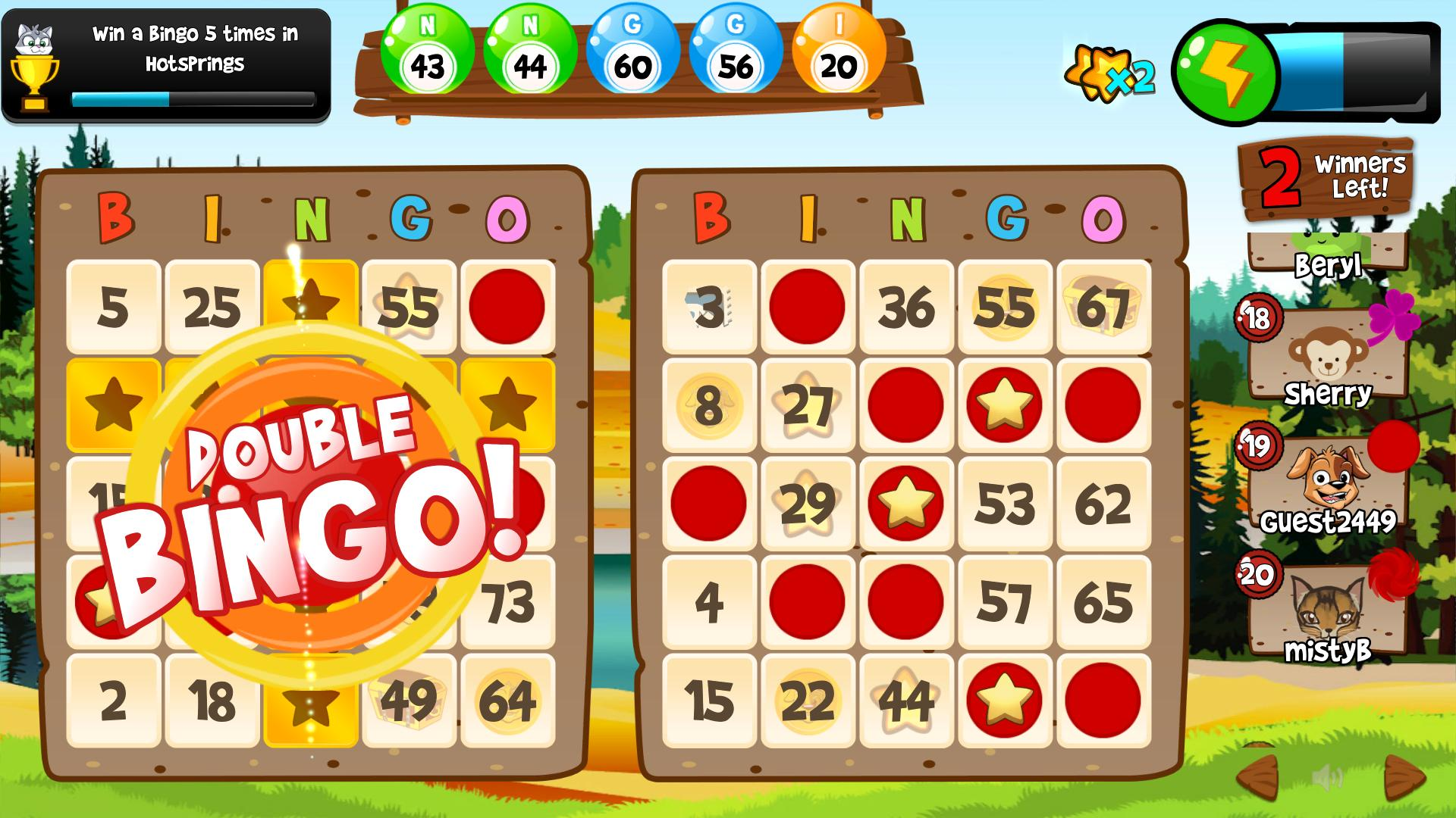 Bingo Games Free Online Play