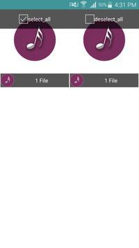 Восстановить удаленные аудиозаписи скриншот 7