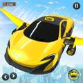Real Flying Car Taxi Simulator