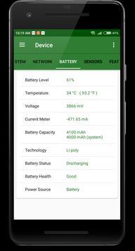 CPU X screenshot 1