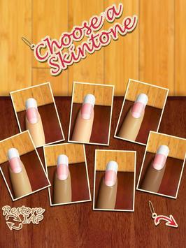 Glow Nails: Manicure Nail Salon Game for Girls™ screenshot 8