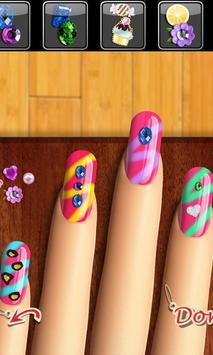 Glow Nails: Manicure Nail Salon Game for Girls™ screenshot 3