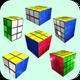 Rubik's Cube  game- 3D APK image thumbnail