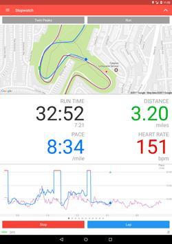 Runmeter screenshot 5