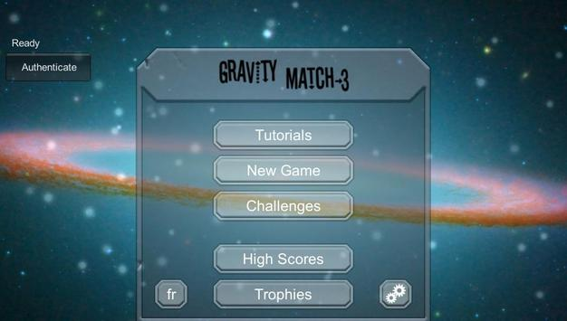 Gravity Match-3 - MATCH 3 JEWEL PUZZLE GAME screenshot 14