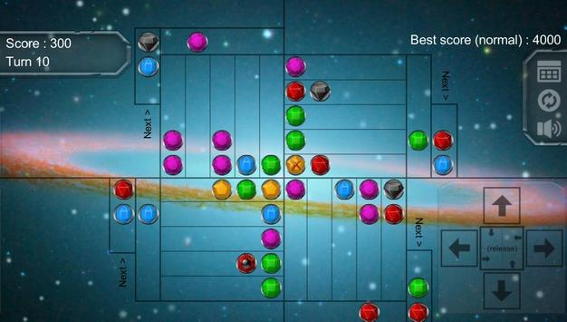 Gravity Match-3 - MATCH 3 JEWEL PUZZLE GAME screenshot 12