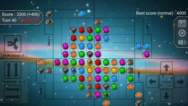 Gravity Match-3 - MATCH 3 JEWEL PUZZLE GAME screenshot 2