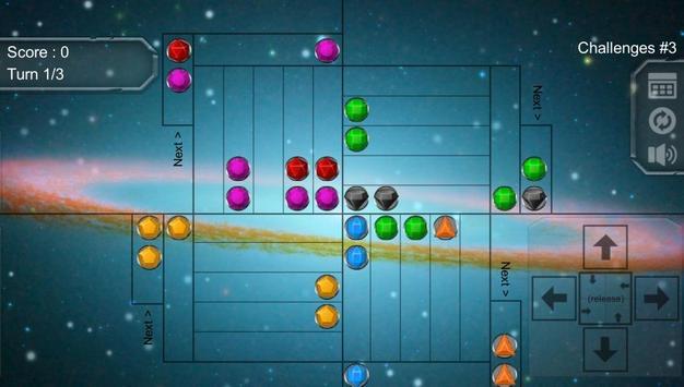Gravity Match-3 - MATCH 3 JEWEL PUZZLE GAME screenshot 3