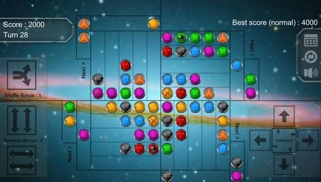 Gravity Match-3 - MATCH 3 JEWEL PUZZLE GAME screenshot 4