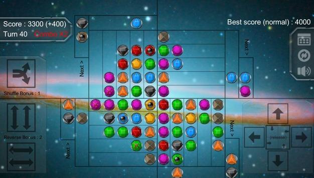 Gravity Match-3 - MATCH 3 JEWEL PUZZLE GAME screenshot 8