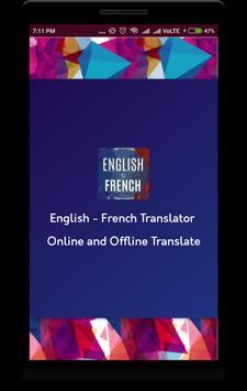 English To French screenshot 1
