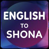 English To Shona icône