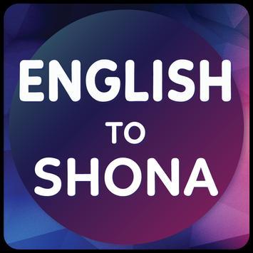 English To Shona Affiche