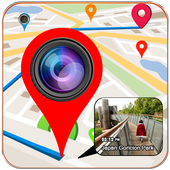 GPS Map Camera - Auto Date Time, Photo Location icon