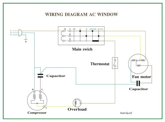 AC Wiring Diagram for Android - APK Download   Adding Freon Window Air Conditioner Wiring Diagram      AC Wiring Diagram for Android - APK Download