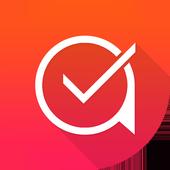 Accomplish: To-Do list reborn-icoon
